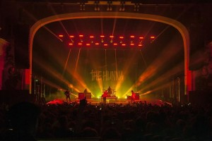 Robe fixtures selected for The Hunna UK tour