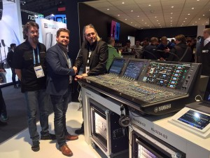 Finnish production company invests in Yamaha Rivage PM7
