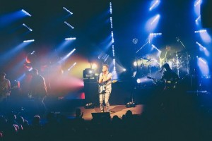 Joshua Koffman outfits Andy Grammer tour rig with Elation lights