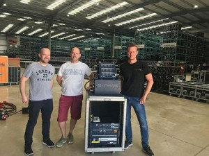Christie Lites UK invests in Kinesys