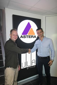Astera LED announces ULA Group as exclusive Australian and New Zealand distributor