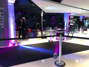 Axilum and Chauvet illuminate Printemps fashion runway