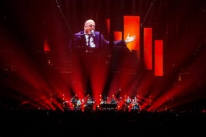 Billy Joel mit GLP-Videowall im Madison Square Garden