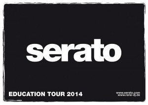 Serato Education Tour
