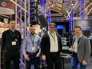 Peavey Commercial Audio appoints Mediamotion AG as exclusive distribution partner for Germany and Austria