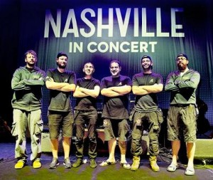 Adlib supports 'Nashville - In Concert' UK tour