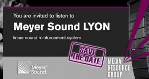 Lyon-Live-Demo bei der Media Resource Group