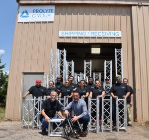 Prolyte launches North America office in Texas