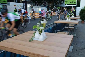 Vattenfall-Cyclassics mit Party Rent