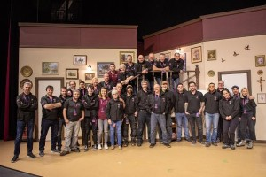 "Adlib supplies technical production to ""Mrs. Brown's Boys D'Musical!"""
