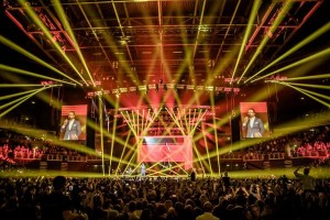 Petar Grašo chooses Robe fixtures for arena shows