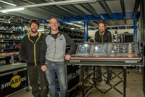 Smartec invests in Yamaha digital mixing system