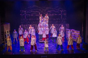 Theater Akzent chooses Robe DL Series