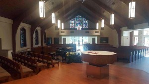 Church of the Presentation upgrades sound system with Powersoft
