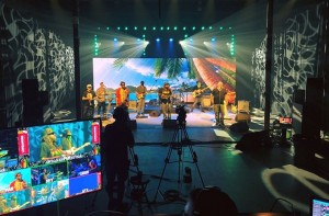 Corona: Showtime Sound creates virtual beach vibe with Chauvet