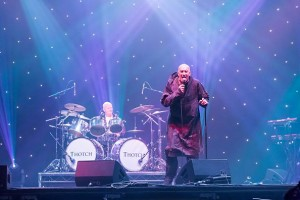 Entec celebrates 45 Years of Prog Rock 'n' Roll with Brian Pern at Wembley
