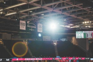 Proline installs Ayrton Khamsin-S fixtures for Milwaukee Bucks