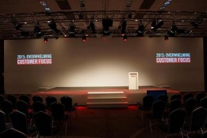Late Night Concepts realisiert Sales-Kick-Off von Office Depot
