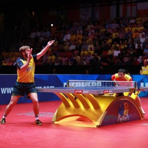 World Team Table Tennis Championships with Elation Fuze Wash 575