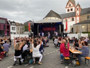 Corona: Martin Audio WPC deployed at Bendorf's summer long festival