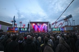 Elbjazz-Festival mit Equipment von Alcons Audio