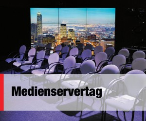 "14. Mai 2013: Medienserver-Tag ""Mapping"""