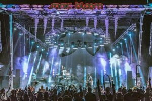 Sonic Bloom festival features Elation ACL and Platinum fixtures