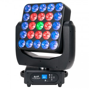 ACL Series: new narrow-beam LED effect lights from Elation Professional