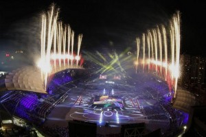 Elements Entertainment produziert Opening Ceremony der Universiade in Taipeh