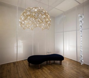 Swarovski, Tord Boontje and Yamaha collaborate during London Design Festival