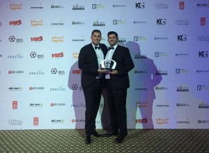 Maestra wins Middle East Event Award