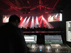 Granger Community Church upgrades to Lawo AoIP system