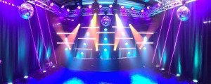 Corona: Helm Projects creates learning and livestreaming center with help from Chauvet DJ