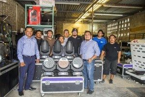 Total Show Pro invests in Robe