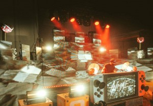 Corona: High Frequency Productions selects Chauvet for Wub Life livestreams