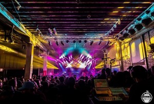 Tauk on tour with Chauvet fixtures