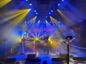 Corona: Harford Sound goes beyond basic livestreams with all-Chauvet rig